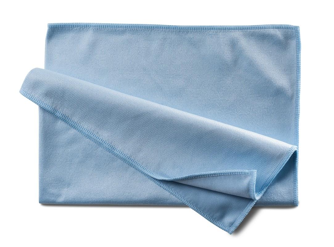 Microfasertuch Küche blau 50x70 cm, 125g/Tuch