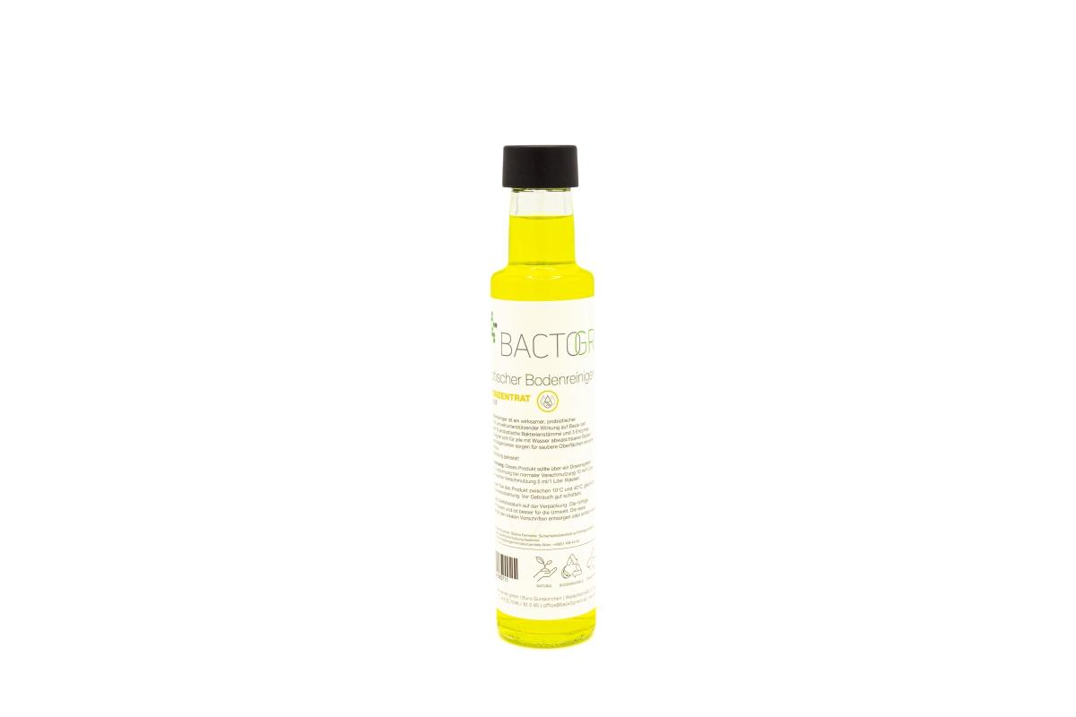 Bactogreen probiotischer Bodenreiniger manuell 250 ml