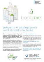 Körperpflege probiotisch - Shower Gel 400ml