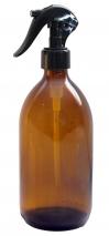 BACTOGREEN Glasflasche mit Sprühaufsatz